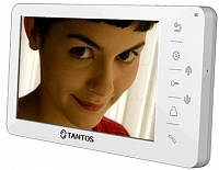 "Tantos Amelie (White) 7"" hands free monitor simple function"
