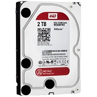 Жесткий диск Western Digital Red 2TB SATA III