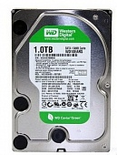 Жесткий диск Western Digital Green 1TB SATA III