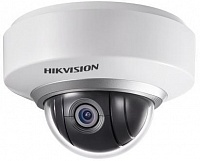 IP видеокамера Hikvision DS-2DE2202-DE3/W POE 2MP Wifi 2X Zoom Network Mini PTZ Dome Camera