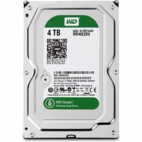 Жесткий диск Western Digital Green 4TB SATA III