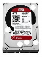 Жесткий диск Western Digital Red 6TB SATA III